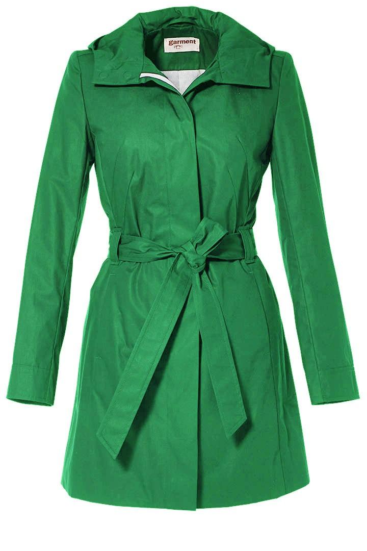 mantel rosina grün