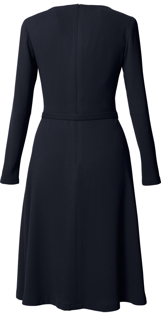 kleid Loulou midnight blue
