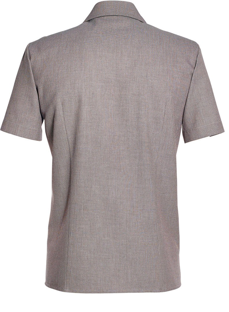 "hemd gilbert ""minimuster"" beige/braun"