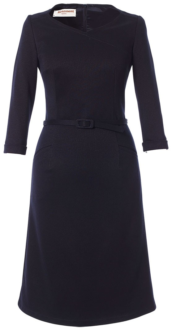 kleid siri nachtblau