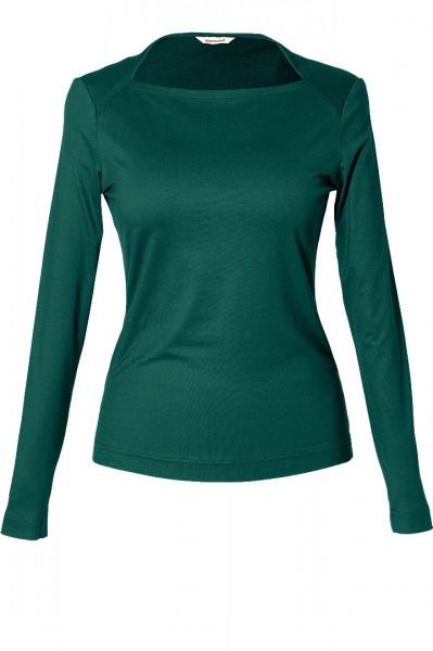 shirt gerti dunkelgrün