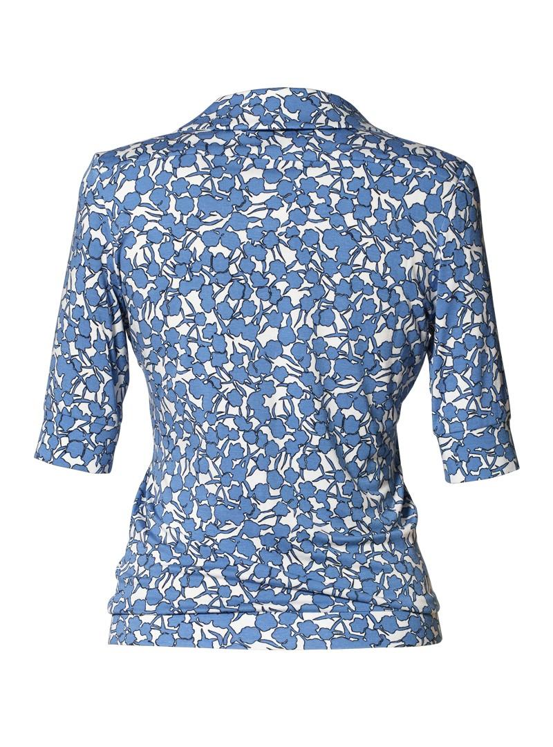 "shirt annabelle ""shady flower"""
