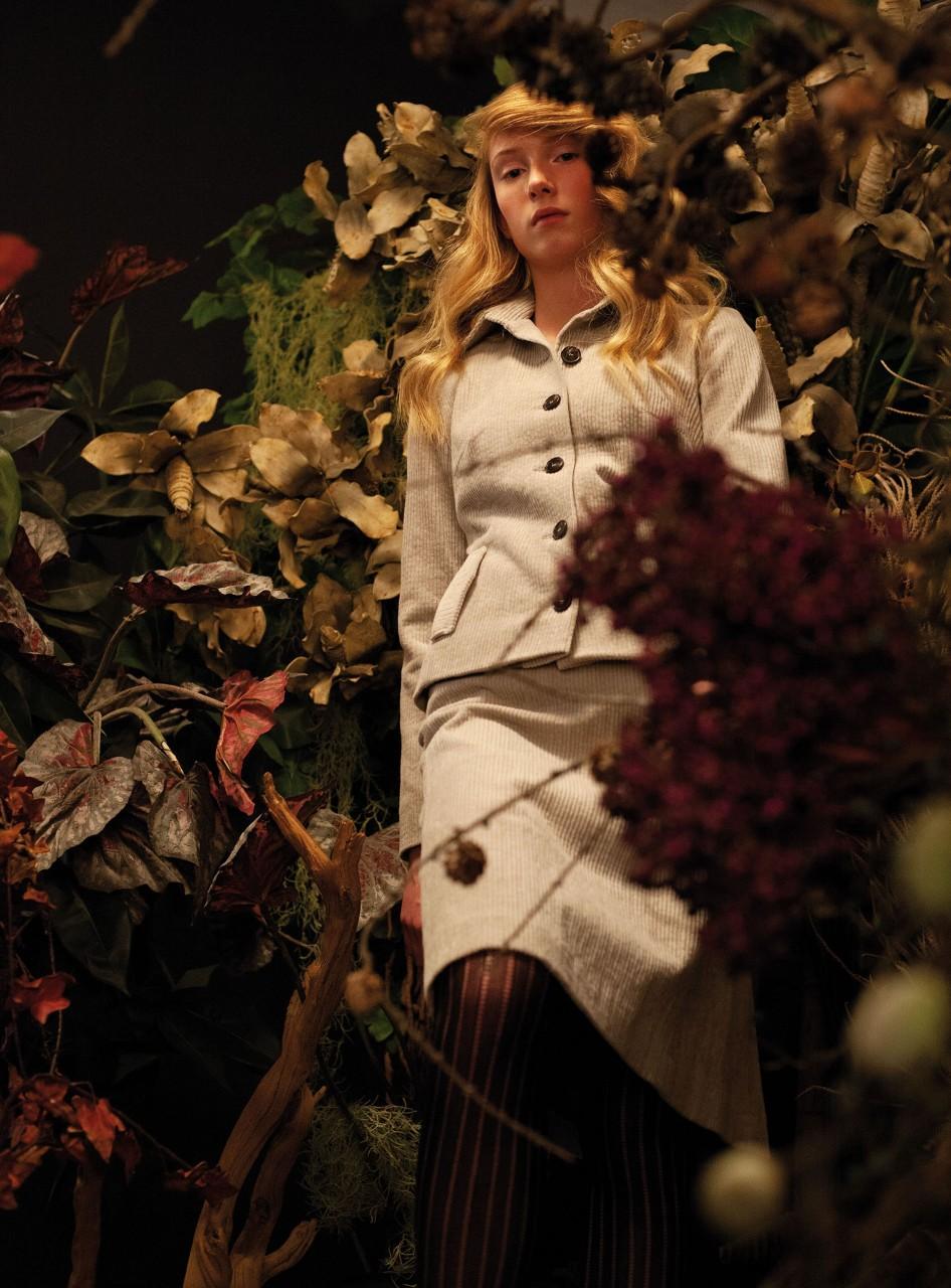 kostüm maud & lilian breitcord kreide