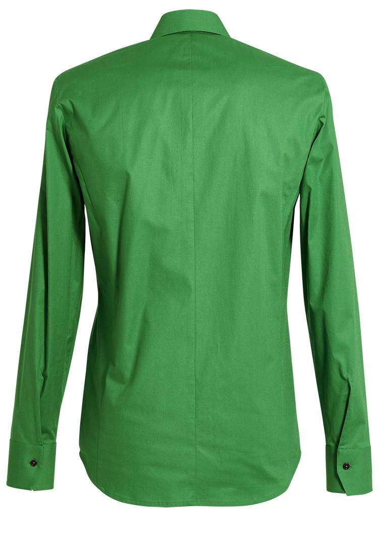 hemd rené signalgrün