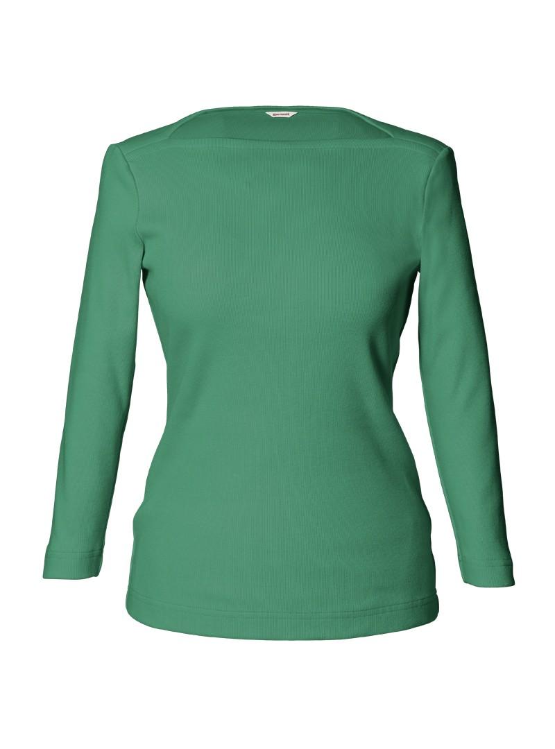 shirt sanne smaragdgrün