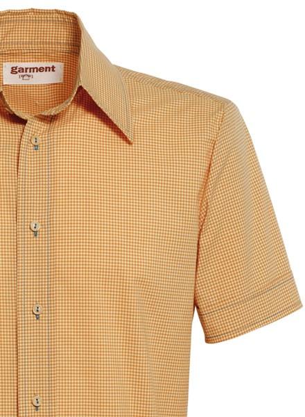 """hemd derek """"minikaro"""" gelb"""