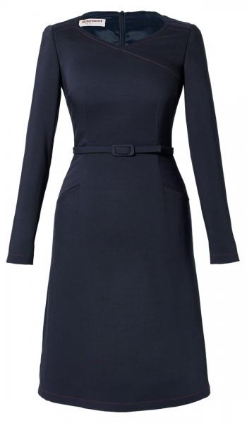 kleid siri dunkelblau