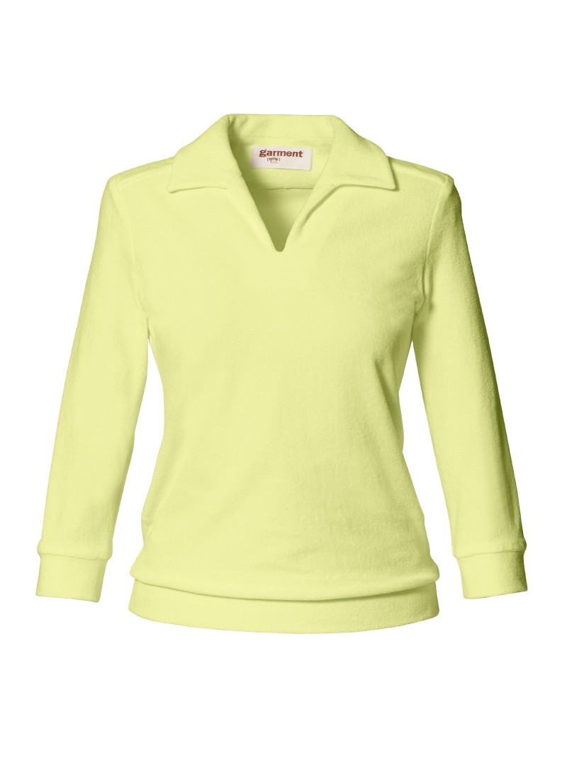 "frottier shirt annabelle ""lime"""